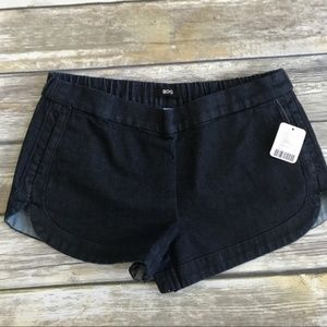 Urban Outfitters : BDG dark denim shorts NWT